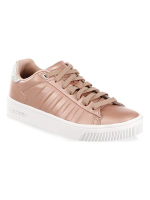 K-SWISS Court Leather Sneakers