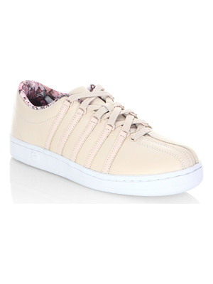 K-SWISS Courtstyle Classic Leather Sneakers