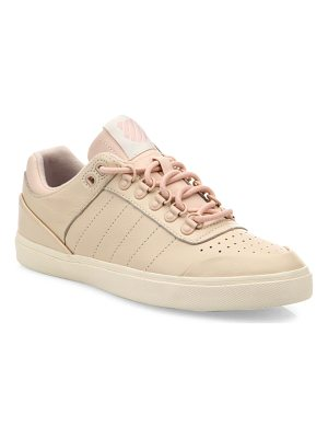 K-SWISS Gstaad Neu Sleek Leather Sneakers