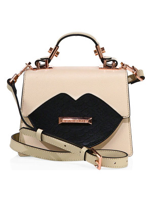 KENDALL + KYLIE Gaby Leather Crossbody Bag