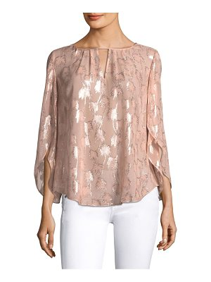 Lilly Pulitzer beccer clip blouse