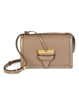 LOEWE Barcelona Leather Shoulder Bag