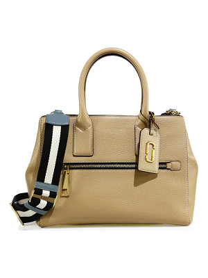 MARC JACOBS Gotham Leather Satchel
