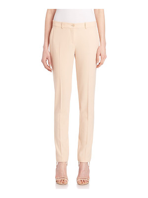Michael Kors Collection samantha virgin wool pants