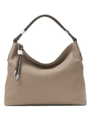 MICHAEL KORS COLLECTION Skorpios Leather Hobo Bag