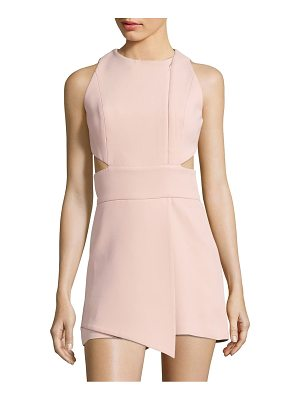 MISHA COLLECTION Clara Cutout Romper