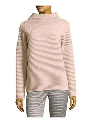 PESERICO Horizontal Wool Sweater