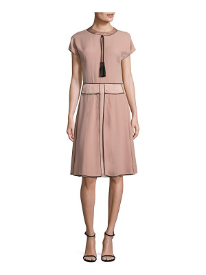 Piazza Sempione tassel cady dress