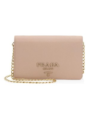 PRADA Small Monocrome Crossbody Bag