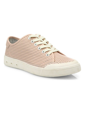Rag & Bone standard issue perforated leather sneakers