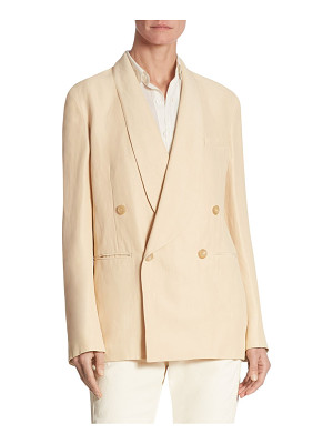 Ralph Lauren Collection nelson double-breasted jacket
