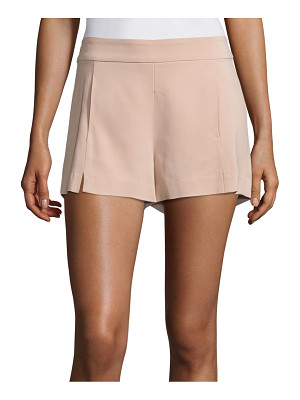 RAMY BROOK Adele Stretch Crepe Shorts