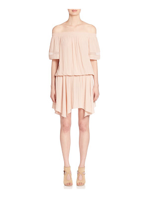 Ramy Brook jessa off-the-shoulder dress