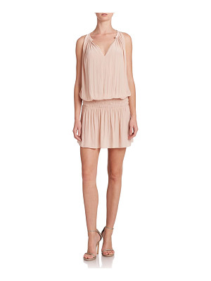 RAMY BROOK Paris Blouson Dress