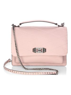 Rebecca Minkoff je t'aime medium crossbody bag