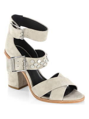 REBECCA MINKOFF Jennifer Leather Sandals
