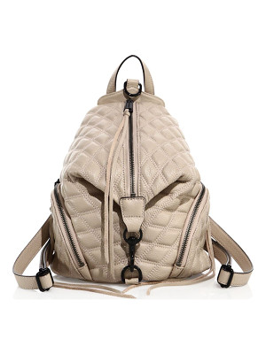 Rebecca Minkoff julian medium quilted leather backpack