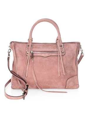 REBECCA MINKOFF Regan Leather Sachel