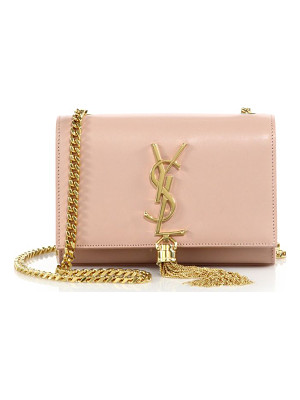 SAINT LAURENT Monogram Small Tassel Chain Bag