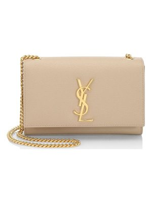 Saint Laurent small kate leather shoulder bag