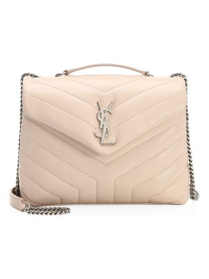 Saint Laurent small lou lou chain strap shoulder bag
