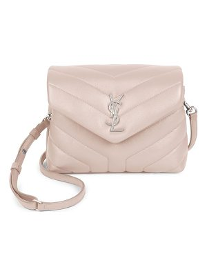 Saint Laurent toy lou lou crossbody flap bag