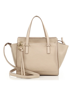 SALVATORE FERRAGAMO Amy Mini Soft Leather Tote