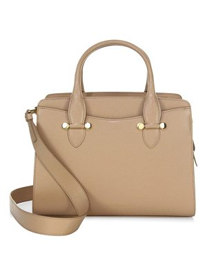 Salvatore Ferragamo small leather tote