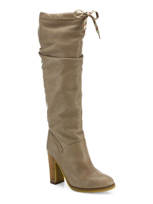 See By Chloe jona tall leather boots