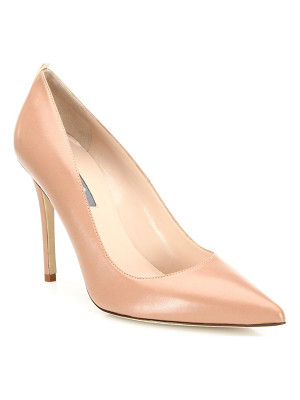 SJP by Sarah Jessica Parker fawn leather pumps