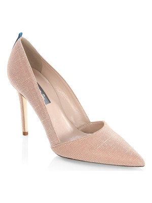 SJP BY SARAH JESSICA PARKER Rampling Lame Point Toe Pumps