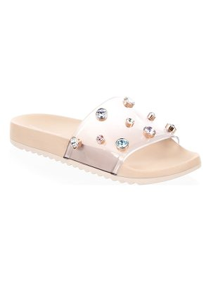 SOPHIA WEBSTER Dina Embellished Slides