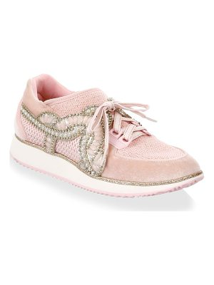 Sophia Webster royalty low top sneakers