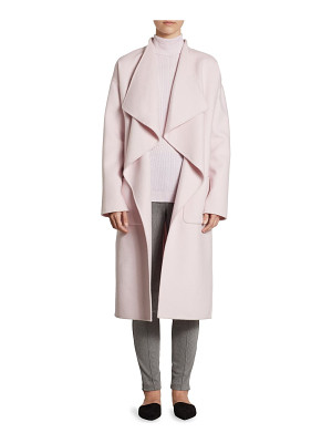 St. John wool angora coat