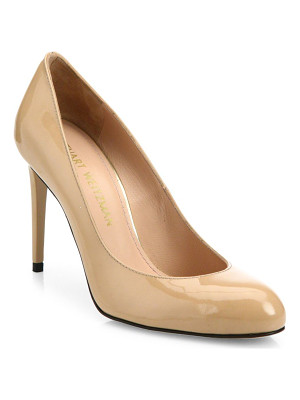 STUART WEITZMAN Tune Patent Leather Pumps
