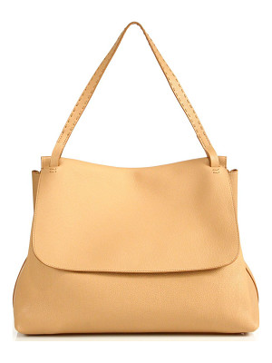 THE ROW Leather Top Handle 14 Bag
