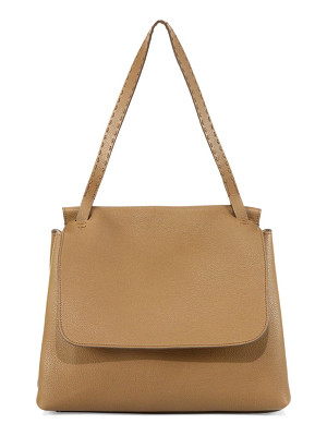 The Row sidkick leather bag
