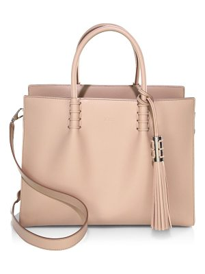 TOD'S Leather Satchel