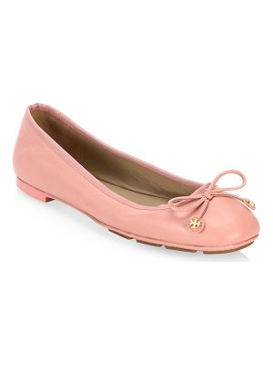 Tory Burch laila leather ballet flats