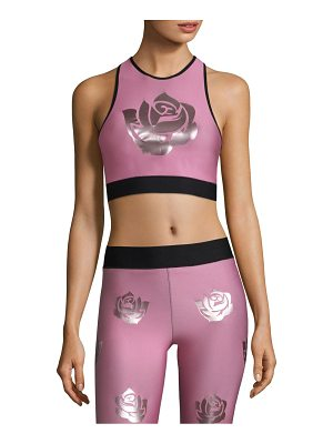Ultracor altitude rosette crop top