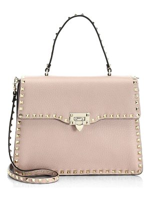 VALENTINO Rockstud Single Handle Satchel