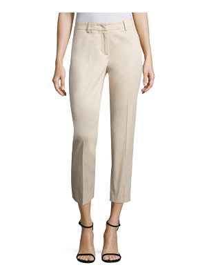 Weekend Max Mara cleo gab solid pants
