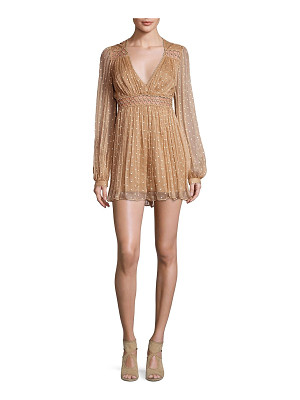 Zimmermann bowerbird empire silk romper