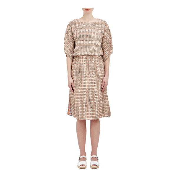 ACE & JIG Ray dress-nude - Exclusively Ours! Ace & Jig brown and natural...