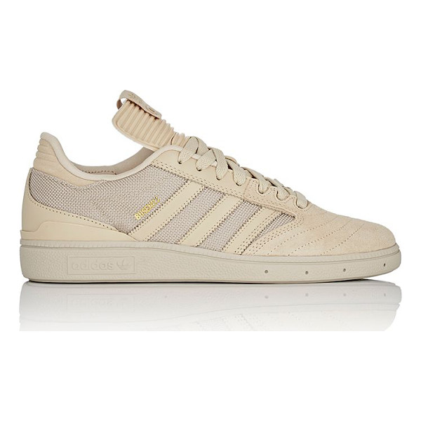 ADIDAS Busenitz low-top sneakers-nude, tan - adidas x UNDFTD's beige suede, nylon, and leather Busenitz...