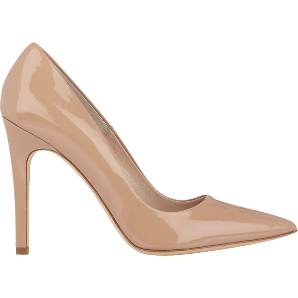 BARNEYS NEW YORK Viola pumps-nude - Exclusively Ours! Barneys New York beige blush patent...