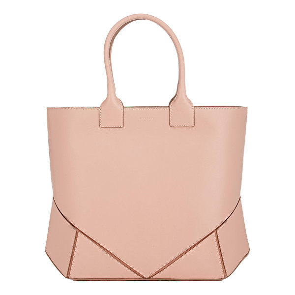 GIVENCHY Easy tote-pink - Givenchy pale pink nappa leather Easy tote styled with...