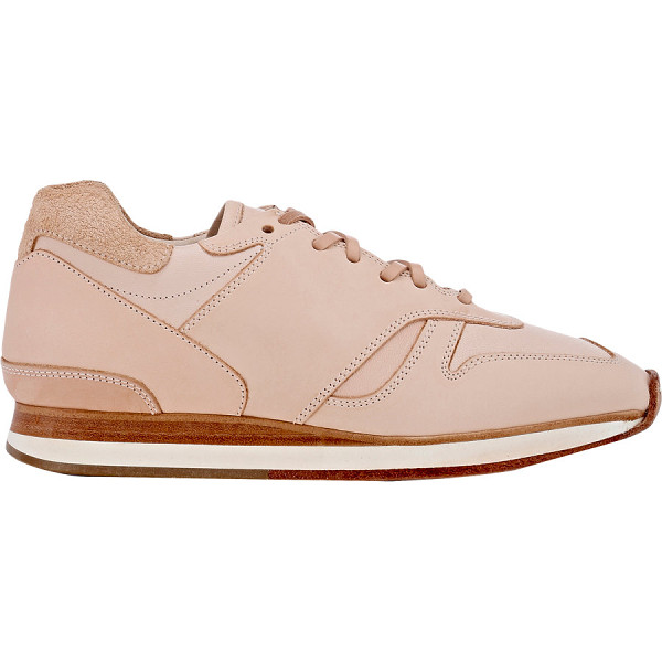 HENDER SCHEME Manual industrial products 08 sneakers-brown - From Hender Scheme's Homage Collection, the Manual...