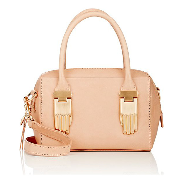 OPENING CEREMONY Lele mini-crossbody-nude - Opening Ceremony natural smooth leather Lele mini-crossbody...