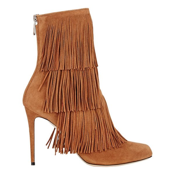 PAUL ANDREW Taos ankle boots-colorless - Exclusively Ours! Crafted of Sienna (rust) suede, Paul...